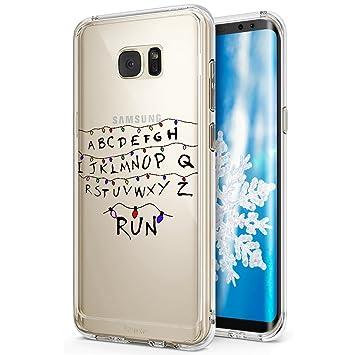Funda Carcasa de silicona para Samsung Galaxy S6, herbests ...