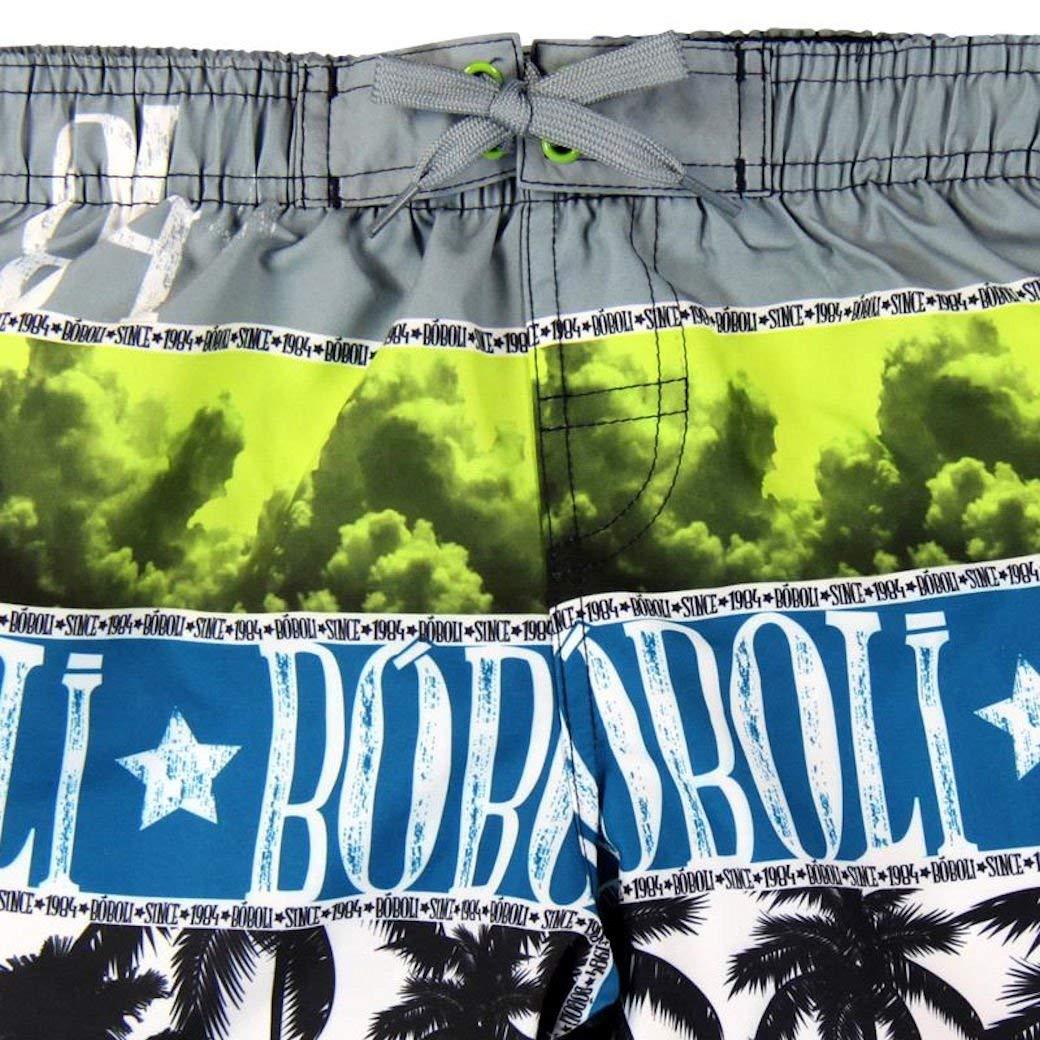 Boboli Striped Trunks