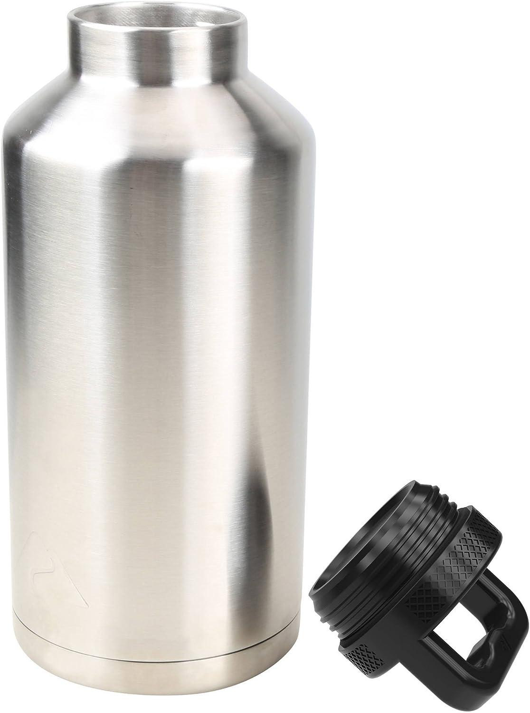 Ozark Trail 64 Ounce Double Wall Stainless Steel Water Bottle