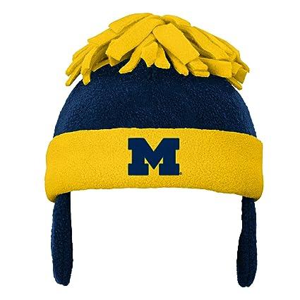 95f4b64e1c4 Amazon.com   Gen 2 NCAA Michigan Wolverines Infant Fleece Trooper ...