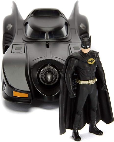 Batman 1//24 Jada Jada253215002 Batmobile 1989