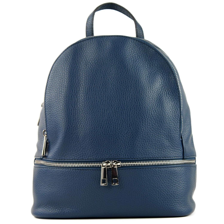 7f508601f9ce2 ... Rucksackhandtaschen Modamoda de - - - T137 Leder - ital Damen Rucksack  Leder oder Nappaleder B07J2JBGHC Rucksackhandtaschen ...