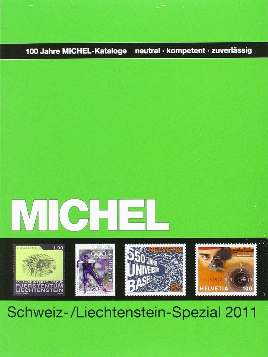MICHEL-Schweiz/Liechtenstein-Spezial-Kat. 2011