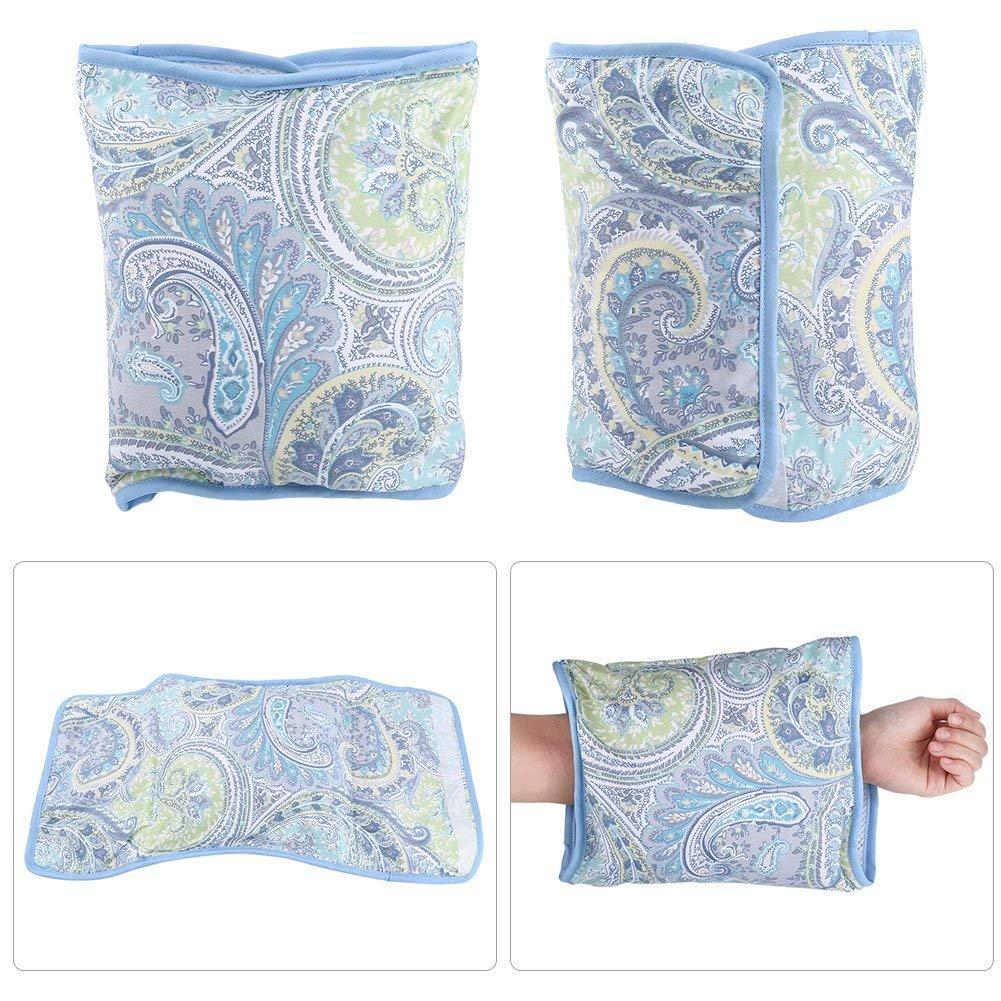 Fdit Arm Stillkissen 5 Muster Baumwolle Waschbar Soft Infant Stillen St/ützkissen Multi Use Stillkissen #1