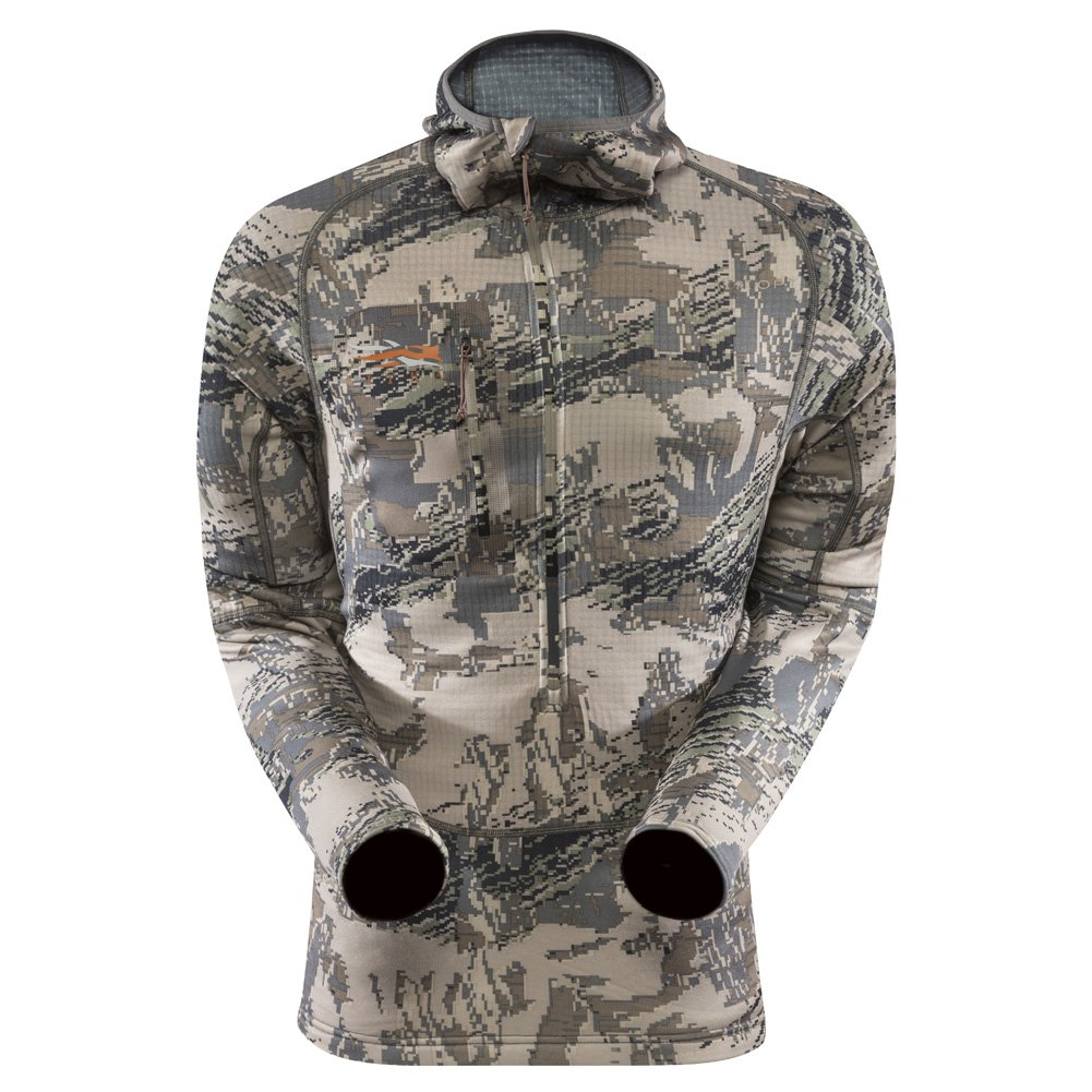 Sitka Core Heavy Weight Hoody, Optifade Open Country, Large