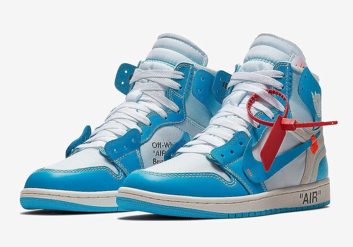 Buy AIR Off White x Jordan 1 (9) at