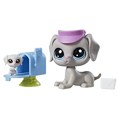 Littlest Pet Shop Bill Weimaran/Bertie Weimaran: Toys & Games