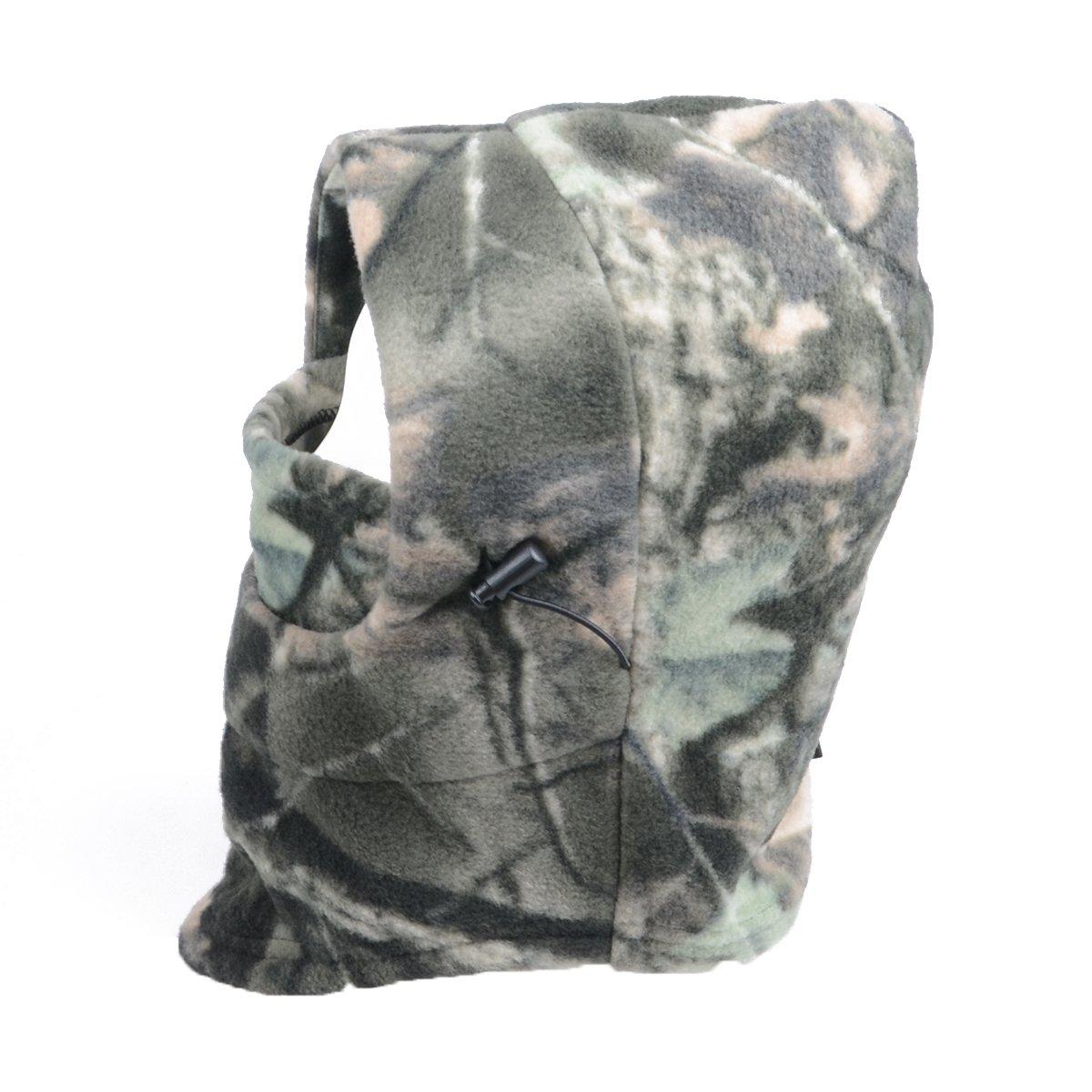 37fa9d025 TRIWONDER Balaclava Hood Hat Thermal Fleece Face Mask Neck Warmer ...