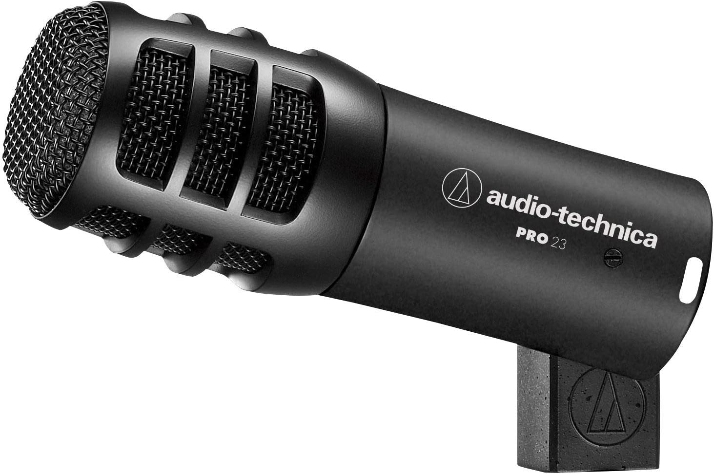 Audio-Technica PRO 23 Cardioid Dynamic Instrument Microphone: Musical Instruments