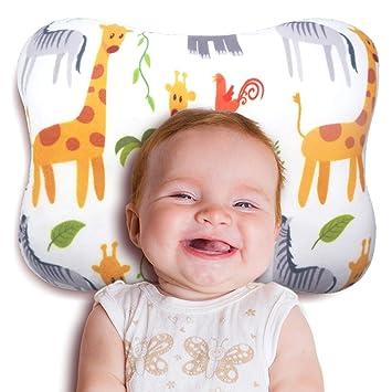 Amazon.com: MALOMME - Almohada para bebé para dormir: Baby