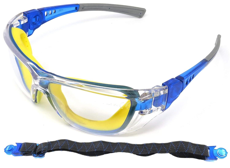 Edz Kidz® Gafas de seguridad para niños, gafas protectoras para niños, ideales para la escuela y NERF (1)
