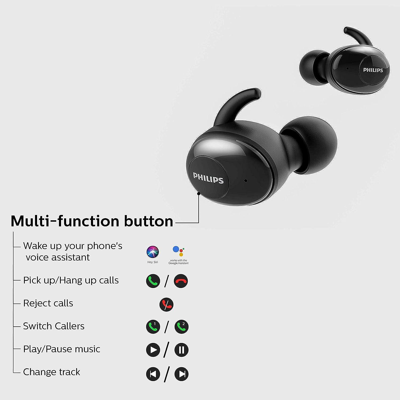Philips Ear Pods Shb2505bk 00 Bluetooth Kopfhörer Elektronik