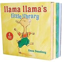 Llama Llama's Little Library: Llama Llama Wakey-Wake/Llama Llama Hoppity-Hop/Llama Llama Zippity-Zoom/Llama Llama Nighty…