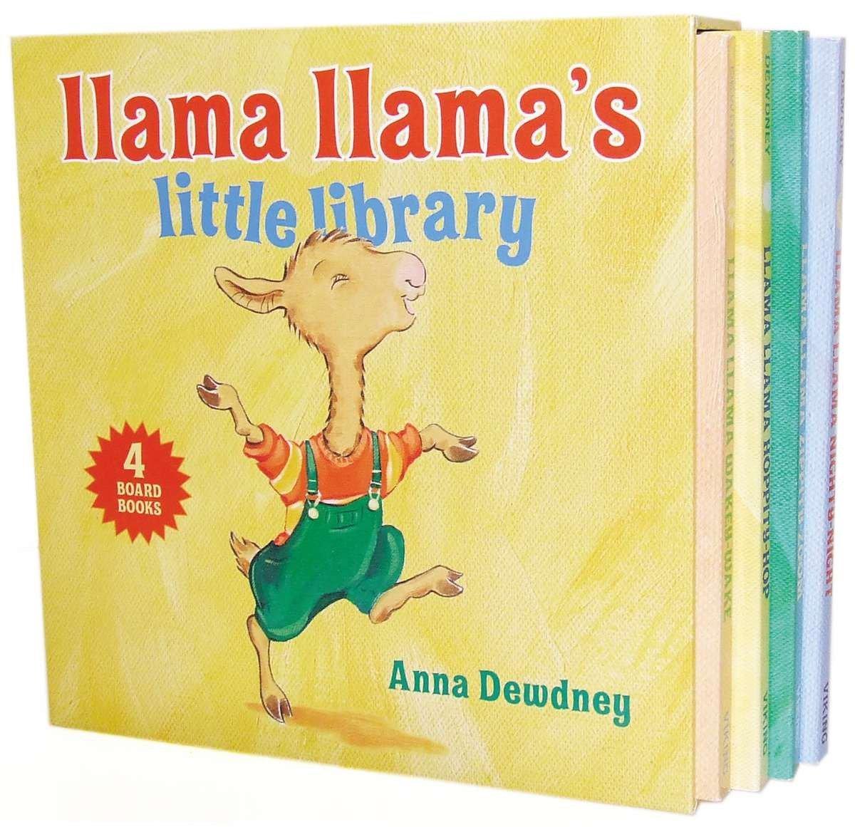 Read Online Llama Llama's Little Library PDF
