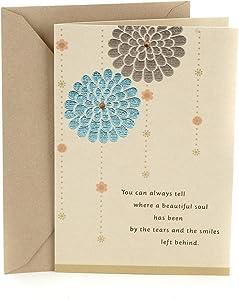 Hallmark Sympathy Card (Beautiful Soul)