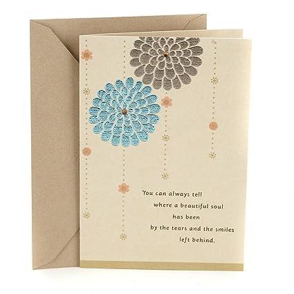 Amazon hallmark sympathy greeting card beautiful soul hallmark sympathy greeting card beautiful soul m4hsunfo