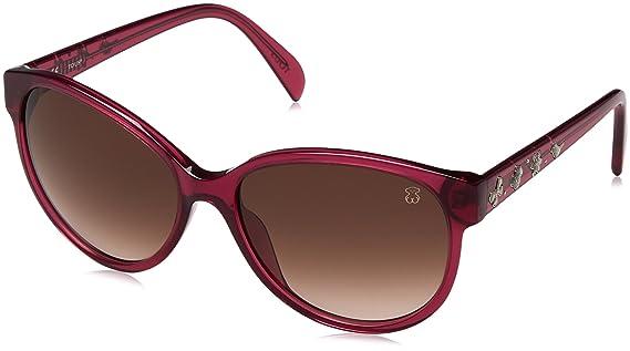 Tous STO836T-5609MA, Gafas de sol para Mujer, Shiny Cyclamen 56