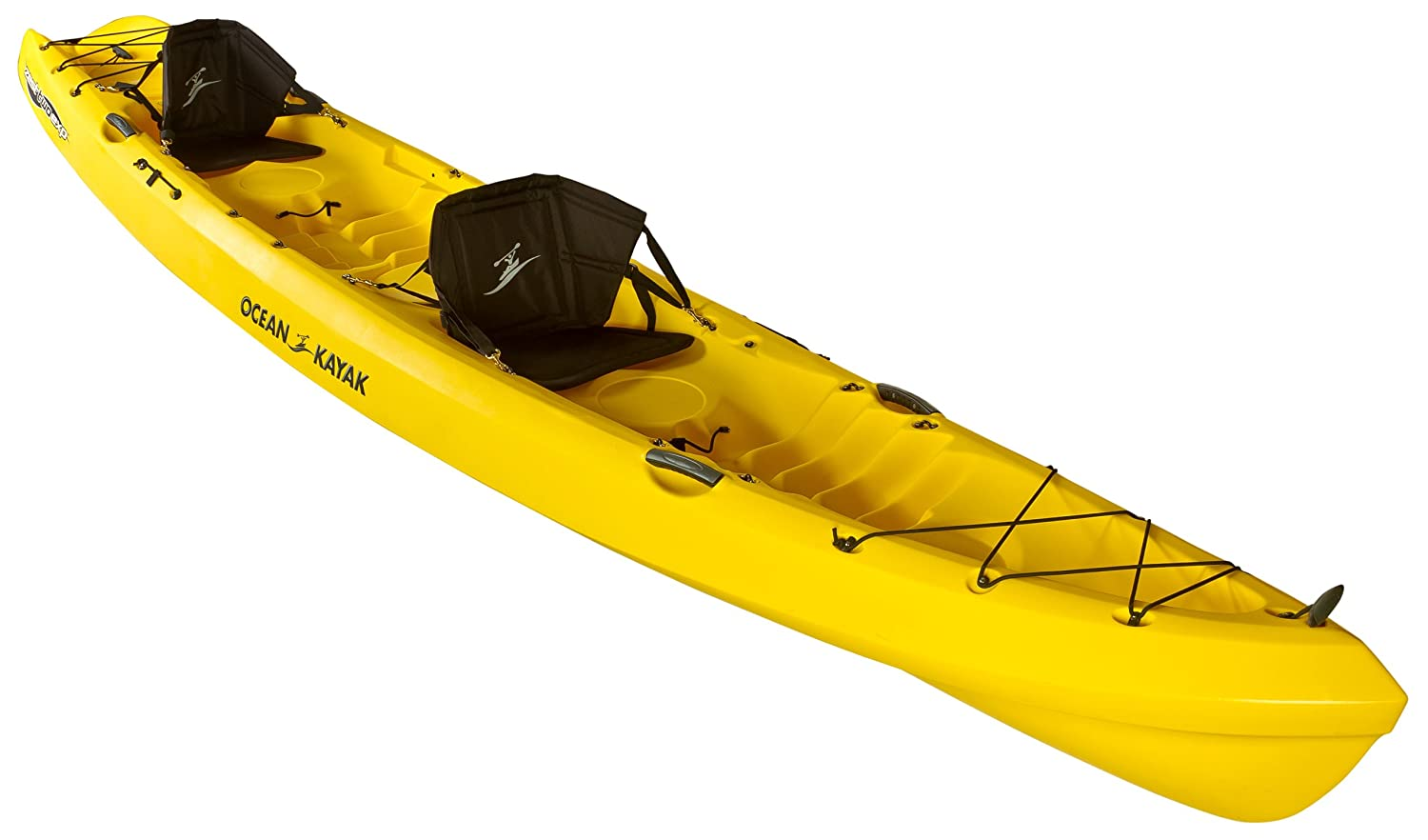 Amazon Ocean Kayak 16 Feet X 45 Inch Zest Two Expedition Tandem Sit On Top Touring Sunrise Sports Outdoors