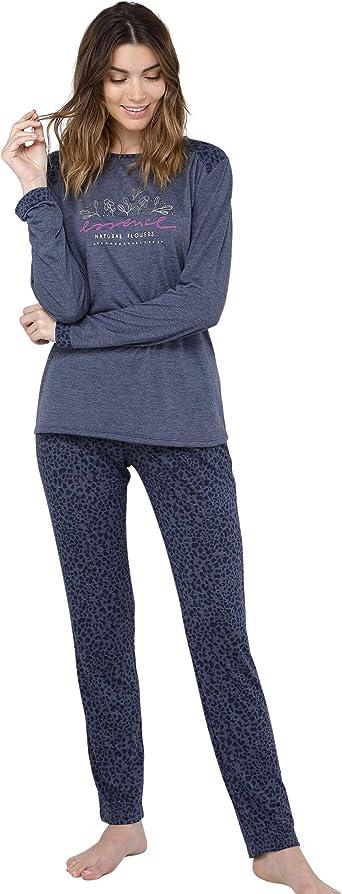 Massana - Pijama para mujer invierno P701227