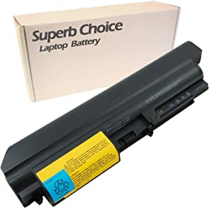 Superb Choice Battery Compatible with ThinkPad T61 6379, T61 6480, T61 6481, T61 7658