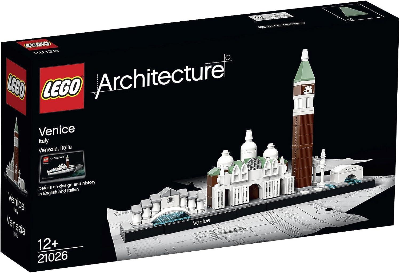 Lego Architecture - Juego de construcción Venecia (21026): Amazon.es: Juguetes y juegos
