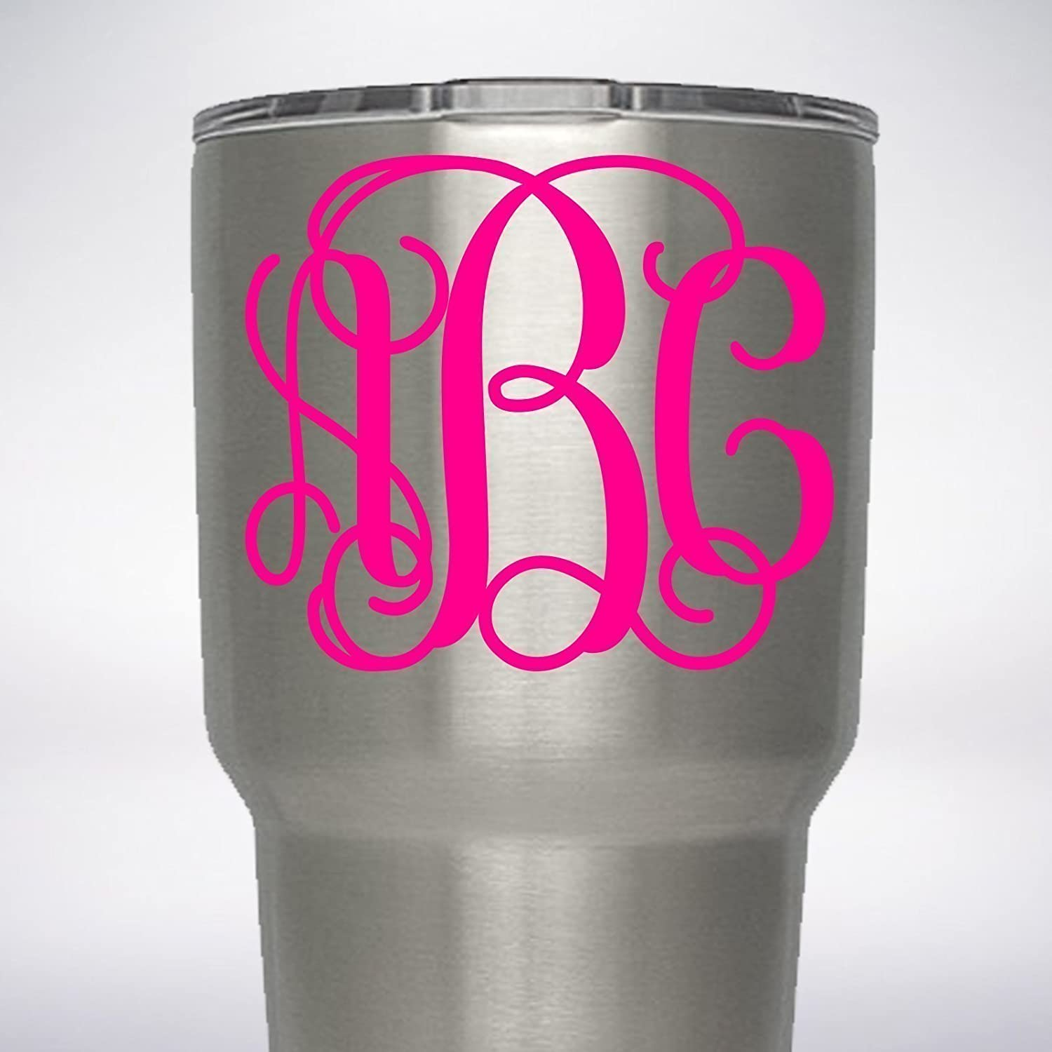 Amazoncom Stickers Decorative Accessories Handmade Products - Stickers for yeti cups