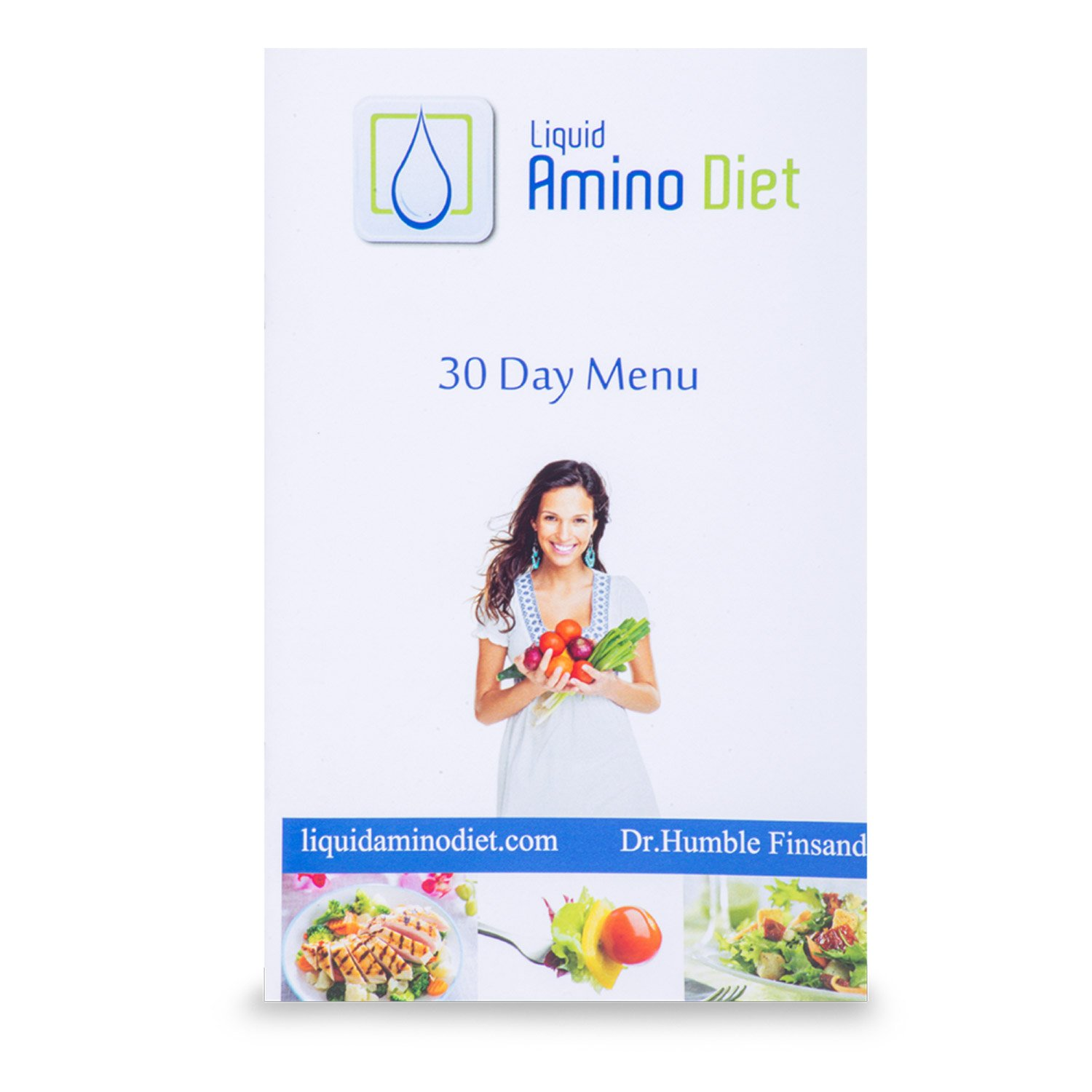 Amino Diet 90 day weight loss program - Lose 50+ pounds (Regular Guidebook)