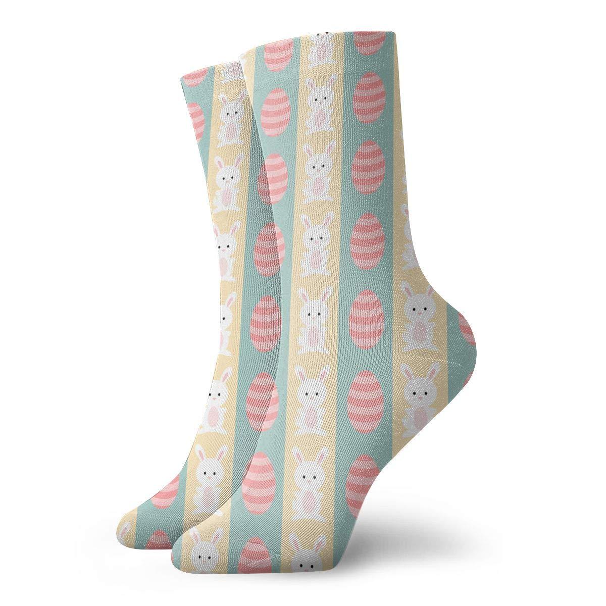 Easter Unisex Funny Casual Crew Socks Athletic Socks For Boys Girls Kids Teenagers