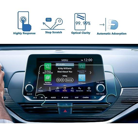 amazon com lfotpp 2019 nissan altima nissanconnect 8 inch car