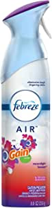 Febreze Odor-Eliminating Air Freshener with Gain Moonlight Breeze Scent, 8.8 fl oz