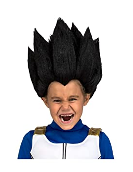 My Other Me Me Me- Vegeta Dragon Ball PELUCA Multicolor (230121: Amazon.es: Juguetes y juegos