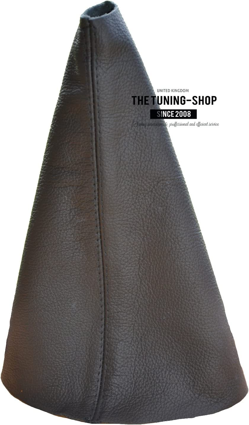 The Tuning-Shop Ltd Manual Gear Gaiter Black Leather