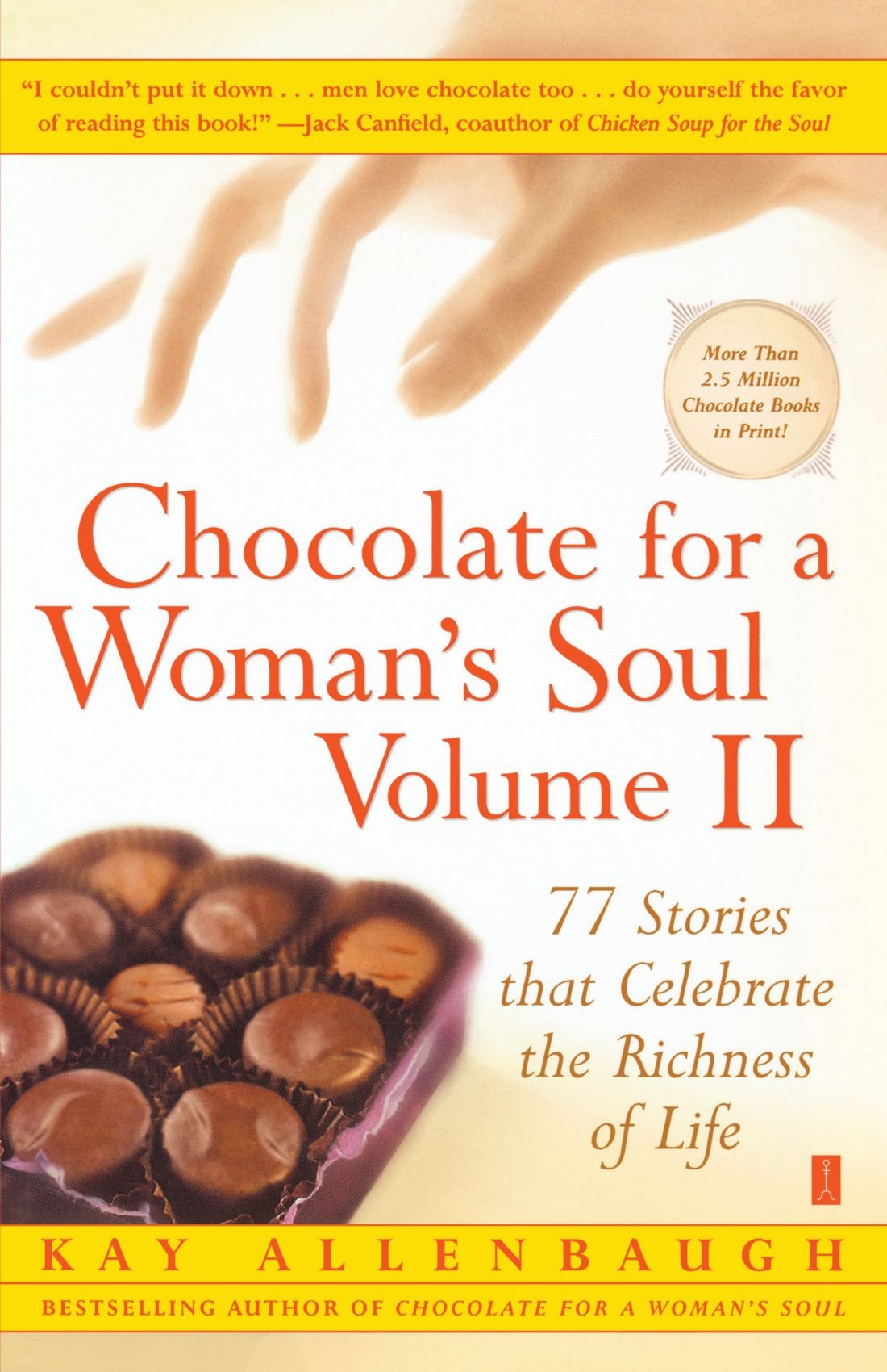 Chocolate Womans Soul II Celebrate product image