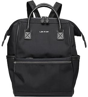 58dd41c69a7 Let It Be Small Travel Backpack for Women Waterproof School Bookbag Laptop  Bag