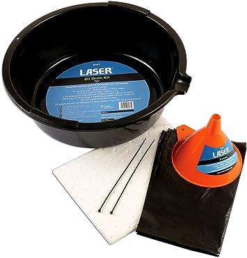 Laser 6087 - Kit para Cambio de Aceite, Set de 5: Amazon.es: Coche y moto