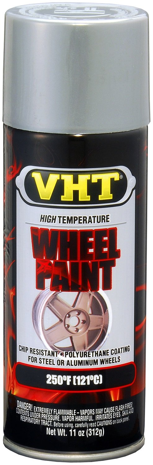 VHT ESP188007 Ford Argent Silver Wheel Paint Can - 11 oz.