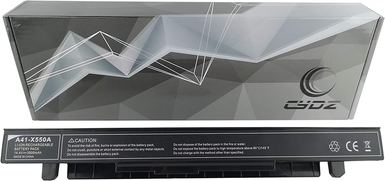 14.4V 2600mAh Bateria de laptop A41-X550A para ASUS X450CA X450CC X450CP X450EA X450EP X450JB X450JF X450JN X450LA X450LB X450LC X450LD X450LDV X452LN X452MD X452MJ X452VB X452VC X452VE X452VP: Amazon.es: Electrónica