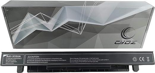 A41-X550A 3500mAh 14.4V Bateria de laptop para ASUS X550 X550C ...