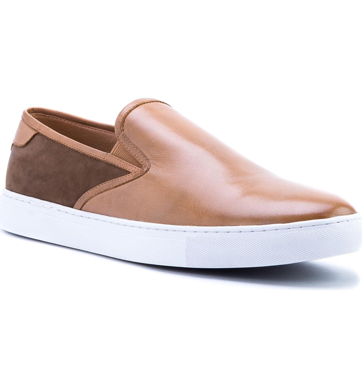 [ザンザラ] メンズ スニーカー Zanzara Duchamps Slip-On Sneaker (Men) [並行輸入品] B07DTGGMVN