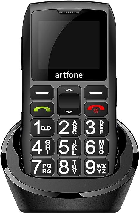 Artfone Mobiltelefon Seniorenhandy Ohne Vertrag Handy Elektronik