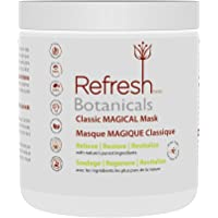 Refresh Botanicals Classic Magical Mask   Made in Canada   All Natural & Organic (Sandalwood)