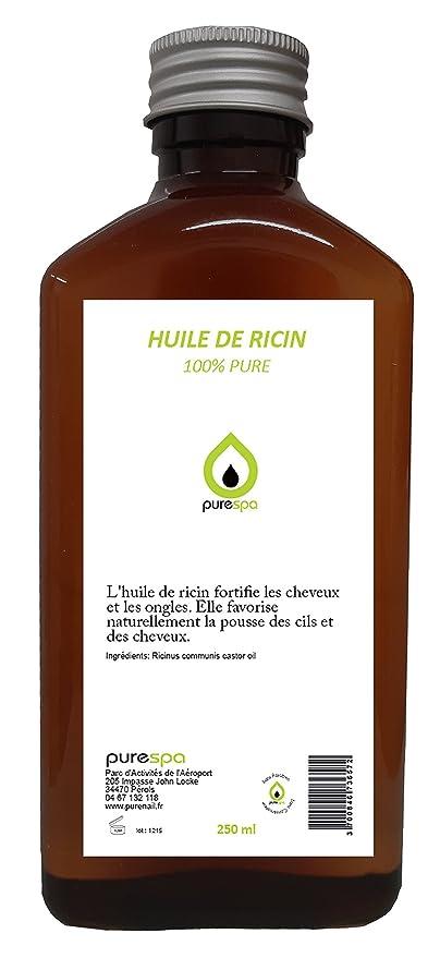 Naissance - Aceite vegetal de RICINO 250ml