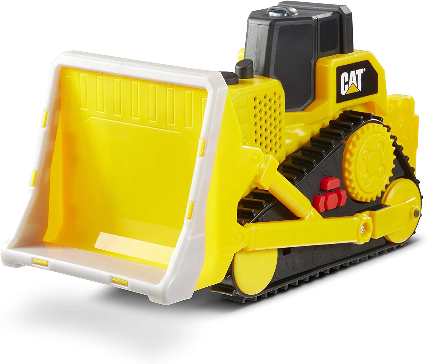 Cat Construction Tough Machines Toy Bulldozer