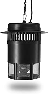Bugaurd Photocatalyst Mosquito, Fly & Wasp Trap, Indoor Mosquito Magnet, Flying Insect Killer, Catch and Eliminate Pests Zapper