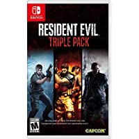 Resident Evil Triple Pack Nintendo Switch - Standard Edition - Nintendo Switch