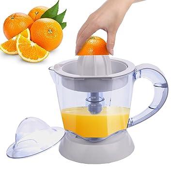 lonlier licuadora fruta profesional extractor de zumo exprimidor eléctrico (220 - 240 V-40 W-1l: Amazon.es: Hogar