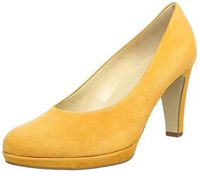 b88f883a76 Gabor Shoes 6527012, Damen Pumps, Orange (mango), EU 37.5 (UK 4.5 ...