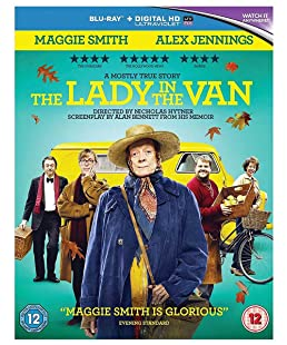 The Lady in the Van [Blu-ray] [2015] [Region Free]