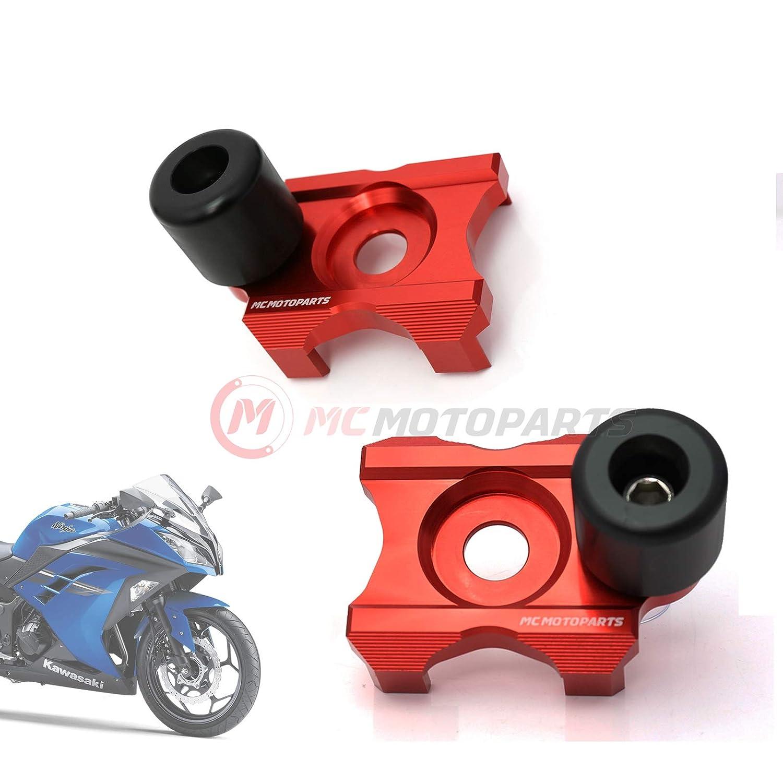 MC MOTOPARTS - Protectores de brazo oscilante para Kawasaki ...