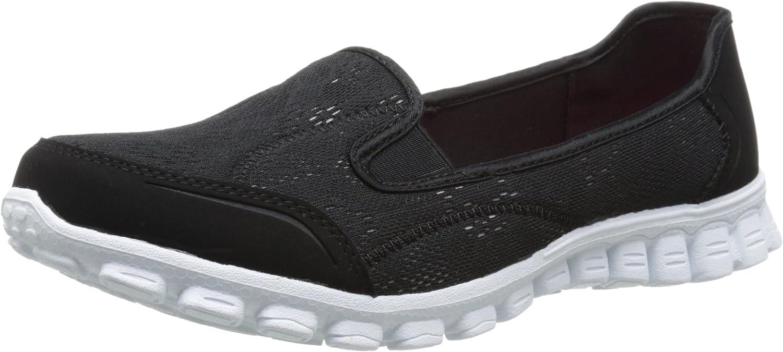 Ministro Suavemente Credencial  Skechers Womens 22667 22667 Black Size: 8 M US: Amazon.co.uk: Shoes & Bags